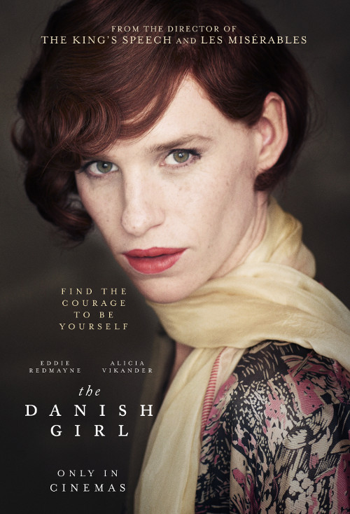 Póster de The.Danish. Girl.2015.DVD. CUSTOM.SCRE. SUBS