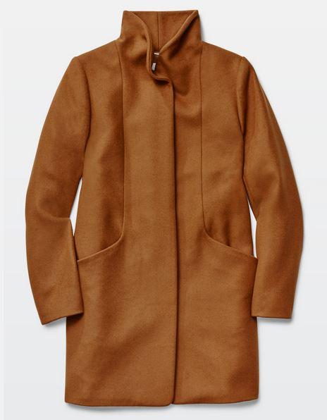 Aritzia_Camel Coat