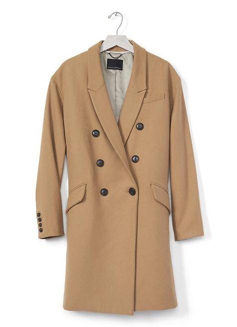 BR_Camel Coat