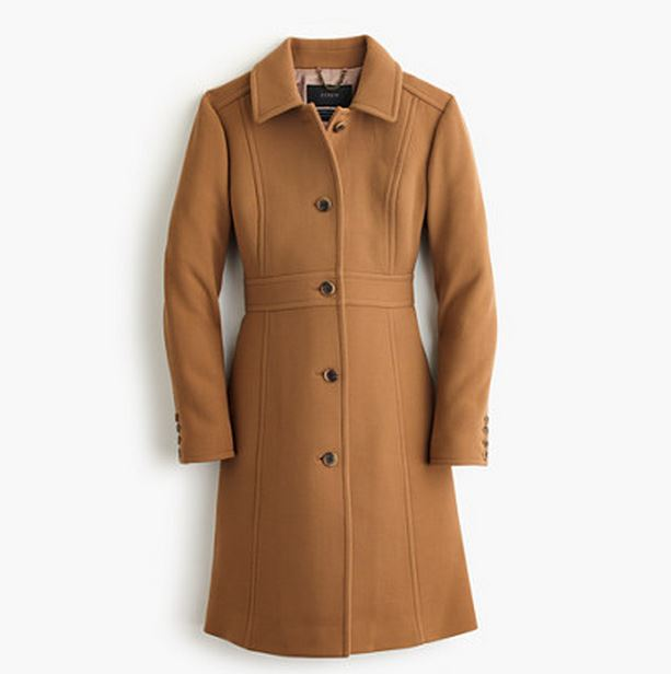 JCREW_Camel Coat
