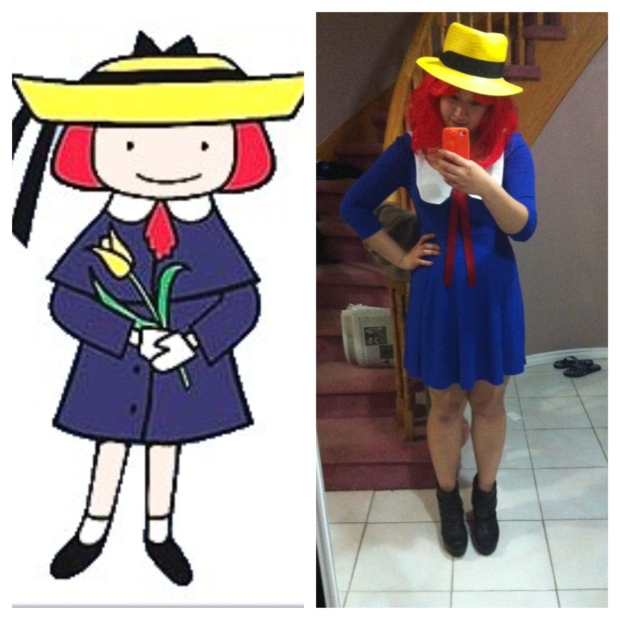 DIY Madeline by Nat