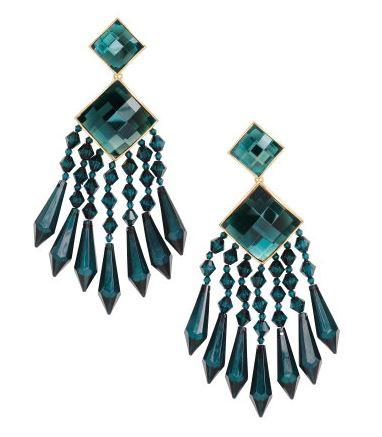 BalmainxHM earrings
