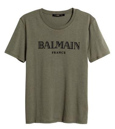 BalmainxHM T
