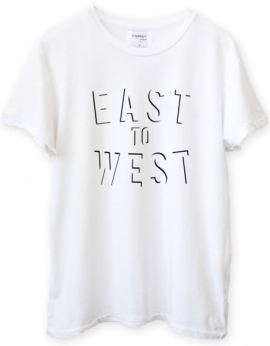 East to West T