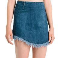 Kendall+Kylie Denim Skirt